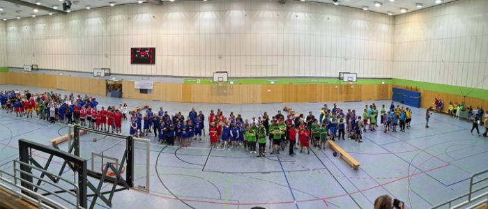 24 Teams in Nürnberg